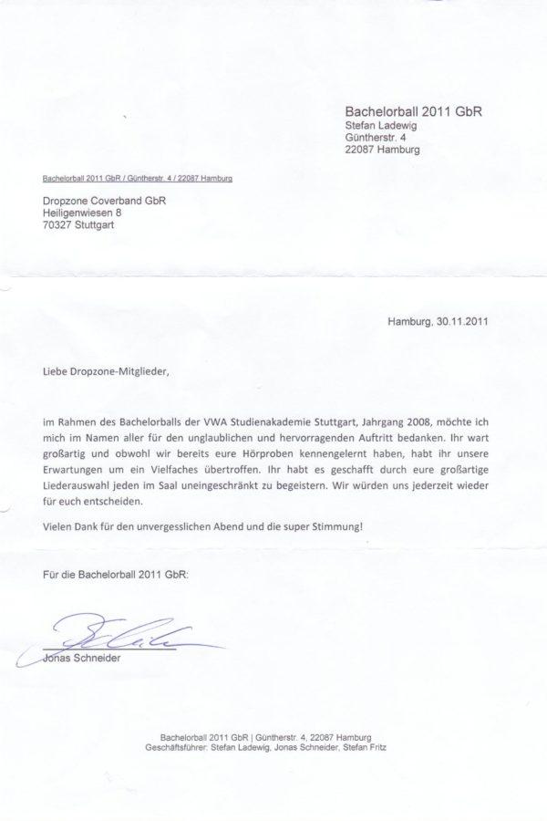 Empfehlung der VWA Studienakademie Stuttgart