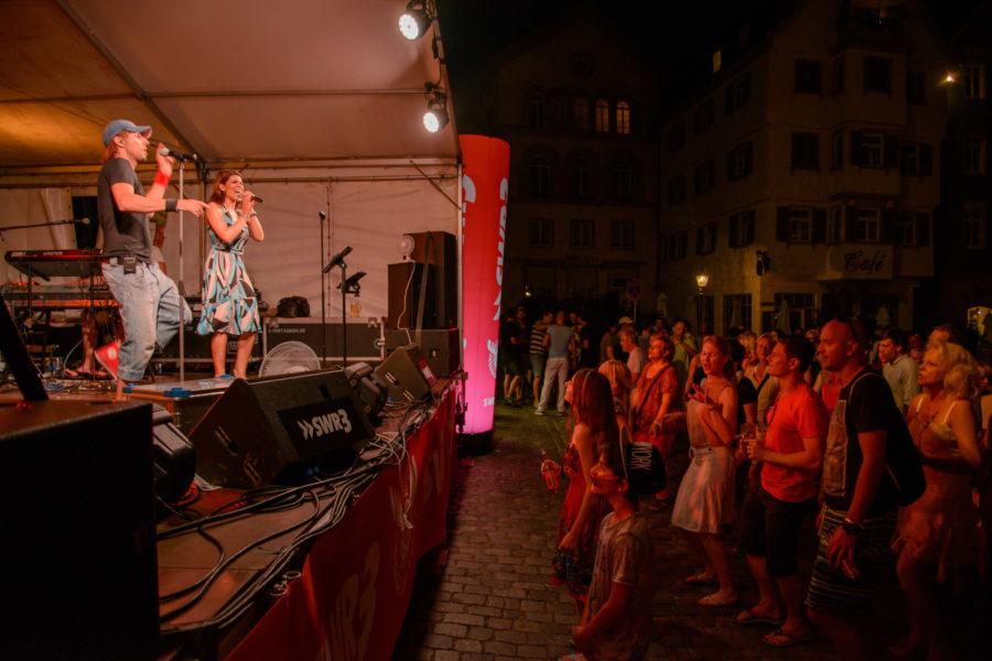 04.07.2015: SWR-Bühne Stadtfest Esslingen