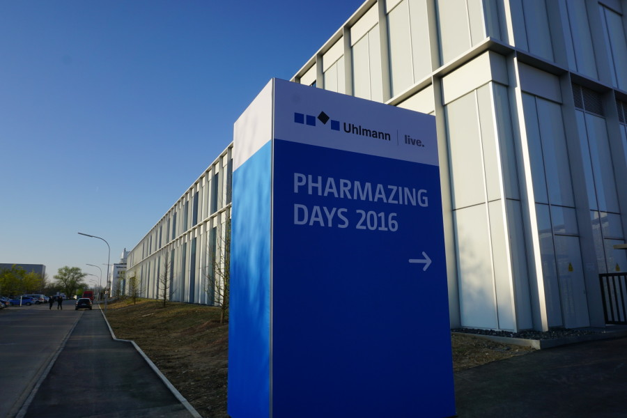20.04.2016: Uhlmann Pharmazing Days II