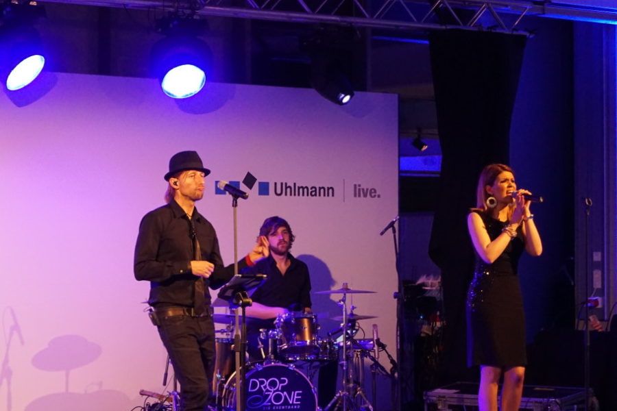19.04.2016: Uhlmann Pharmazing Days I