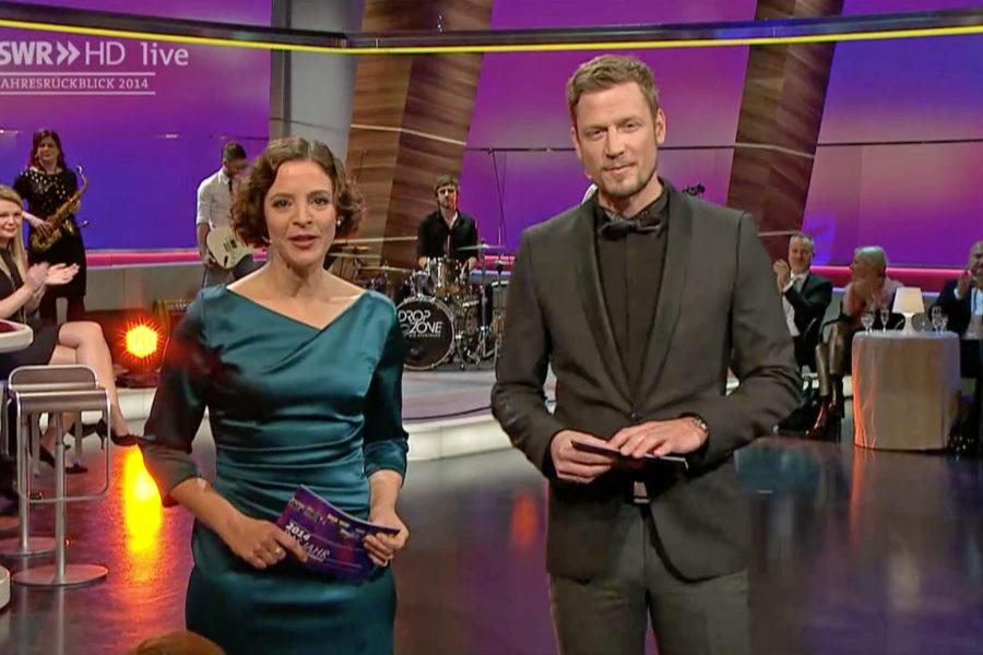 Live im SWR-Fernsehen