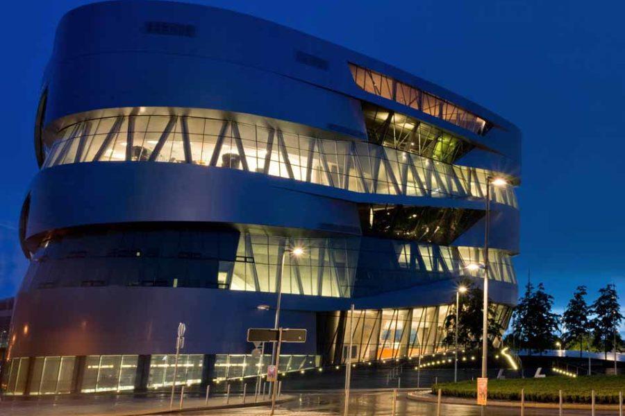 21.01.2020: Mercedes-Benz-Museum