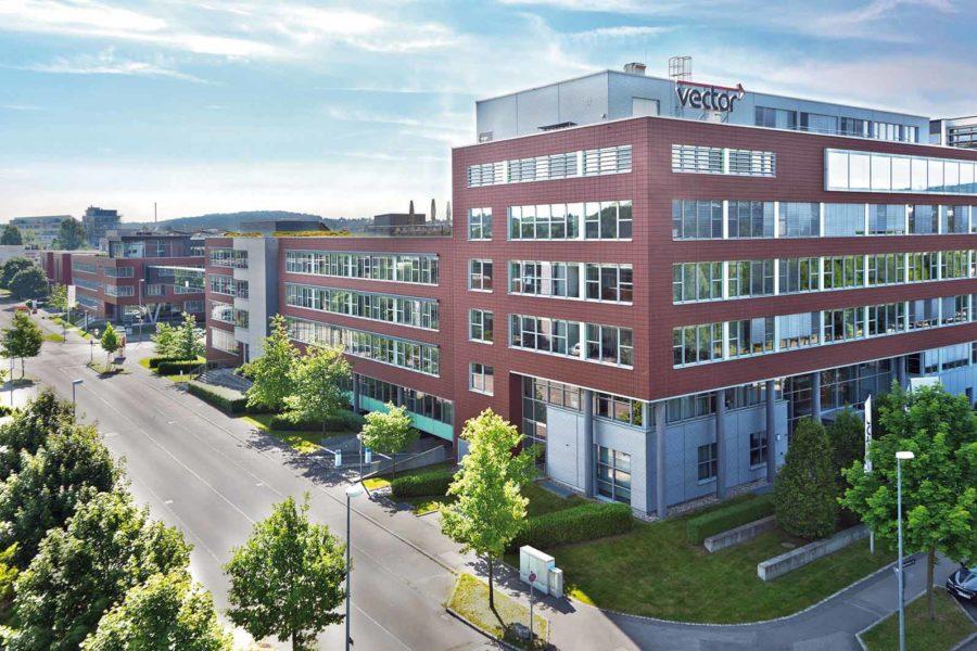 12.05.2017: Gebäudeeinweihung Vector Informatik